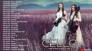 Top Cello Cover Popular Songs 2020 - Best Instrumental Cello Covers All Time
