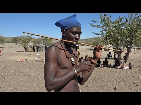 Namibia 2016:    A visit to the Himba Tribe
