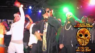 Young Buck -Bring My Bottles and Shorty Wanna Ride Live at Club Limelight G-Unit Weekend
