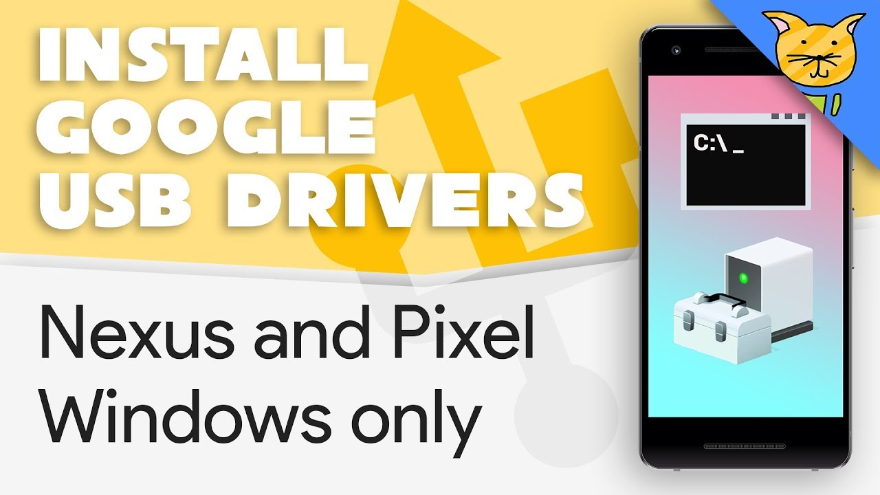 Install Google USB Drivers for Pixels & Remove LeMobile Driver [Windows]