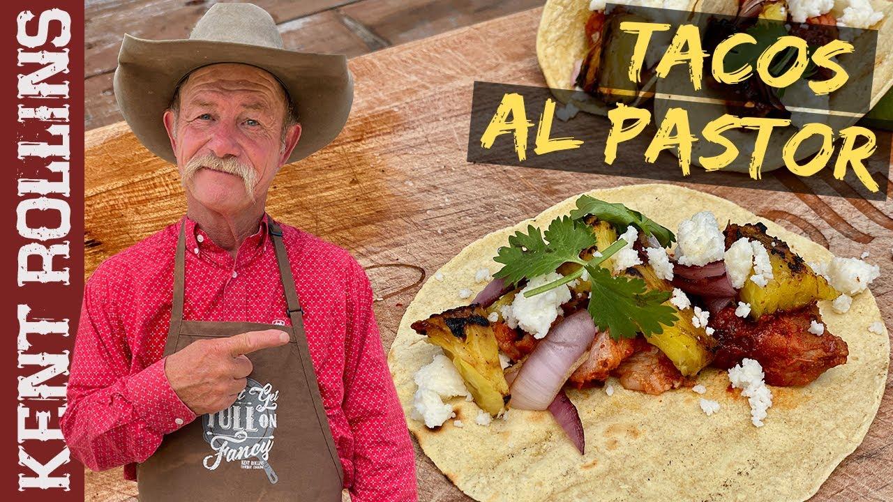 Tacos al Pastor   Traditional Mexican Street Tacos