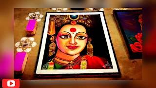 Travel Vlog | Diwali Best Rangoli 2018 / 2019