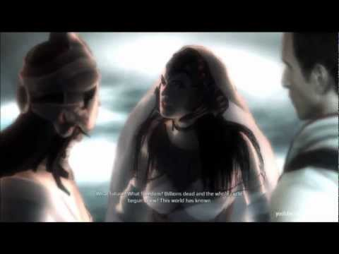 Assassins Creed 3 Full Ending: Sequence 12 - Desmond, Connor, Minerva, Juno: The Sum Of Truth HD