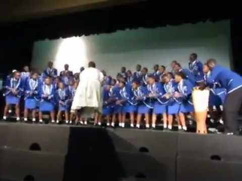 Zimbabwe Mandeza High School Choir