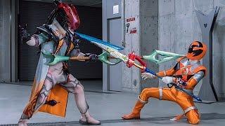 【宇宙戦隊キュウレンジャー予告動画】Space 16 スティンガー、兄との再会 マーダッコ 検索動画 20