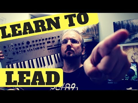 How to make an EPIC LEAD – Minilogue Sound Design Tutorial