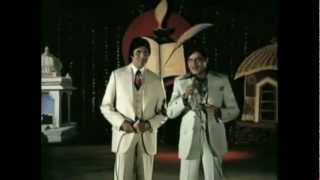 Salamat Rahe Dostana Humara - Intekhab sings for Both Amitabh Bachchan and Shatrughan Sinha