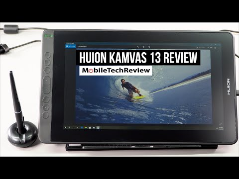 Huion Kamvas 13 Pen Monitor Review