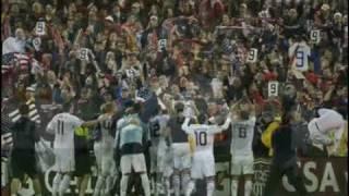 Narración Tica RADIO MONUMENTAL: USA vs Costa Rica