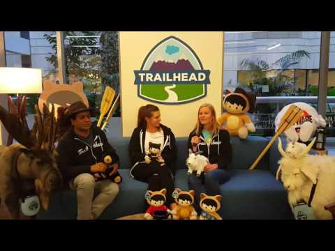Trailhead @ Dreamforce 2016