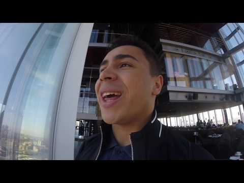 Vlog 5 London skyline