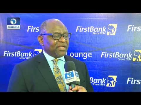 """Metrofile: First Bank Of Nigeria Officially Launch """"FirstLounge"""""""