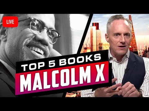WHY THE AUTOBIOGRAPHY OF MALCOM X IS ONE OF MY FAVOURITE BOOKS - Brian Rose's Real Deal