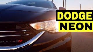 ¿Comprar Dodge Neon 2018 Auto Compacto? Opiniones y Prueba de Manejo