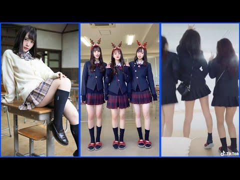 Tik Tok Japan❤️日本のティックトック学校 ❤️High School Tik Tok In Japan Ep.04
