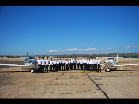 Flight training in Adelaide