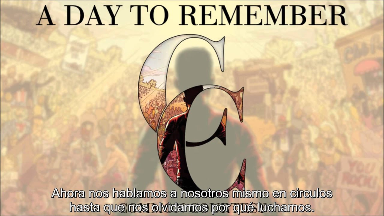 A Day To Remember Leave All The Lights On Subtitulos Español