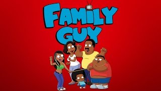 The Cleveland Show References in Family Guy