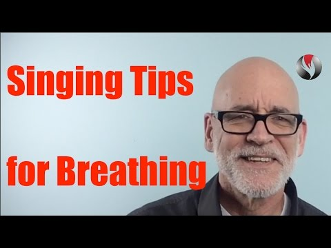 Five Singing Tips For Breathing (and Some Mistakes!)