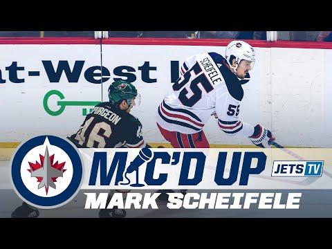 MIC'D UP: Mark Scheifele