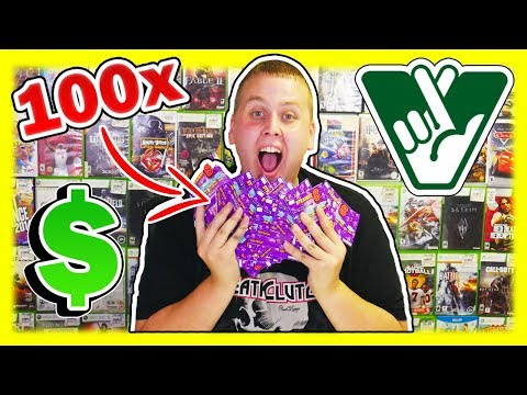 I Bought 100 Lottery Tickets And Won HOW MUCH!?