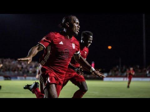 Didier Drogba Debut goal for Pheonix Rising | Pheonix Rising Vs Whitecaps II