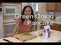 Green Onion Pancake Demo