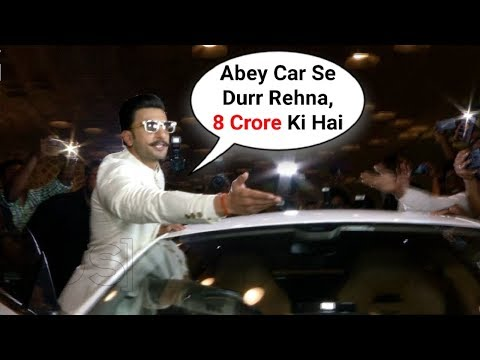 Ranveer Singh Gets ANGRY After Harressed By Media At Mumbai Airport