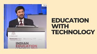 Abhinav Dhar of Educomp at Indian
