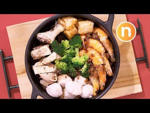 Poon Choi (Hakka) | Pen Cai | 盆菜 [Nyonya Cooking]
