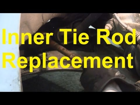 How To Replace An Inner Tie Rod End