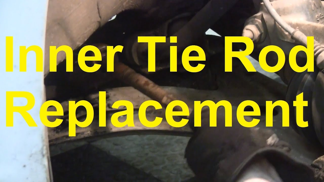 How To Replace An Inner Tie Rod End Youtube 1985 Volkswagen Jetta Engine Diagram