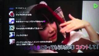 バンドじゃないもん!天照大桃子さんの LINE LIVE出演動画です。 スマホ...