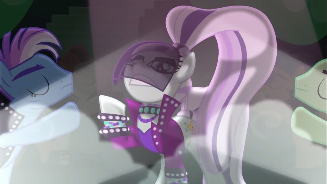 MLP FIM The Spectacle Razzle Dazzle