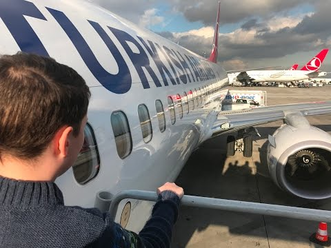 Trip report I Turkish Airlines Istanbul-Kyiv Airbus A321