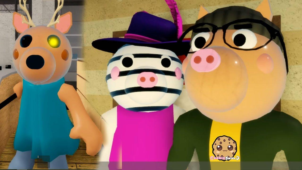 Download Escape Dessa NEW Piggy BOOK 2 Chapter 2 Store Roblox Game Video