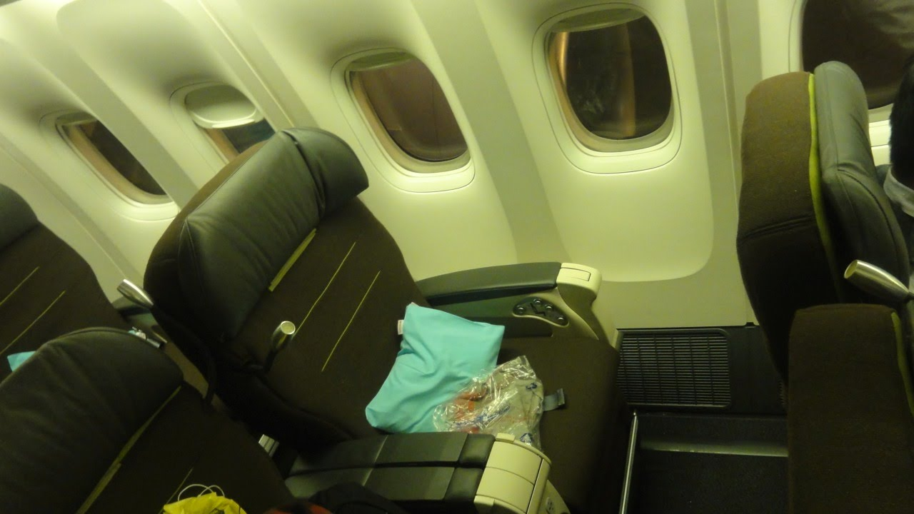 Turkish Airlines Economy Class Seats