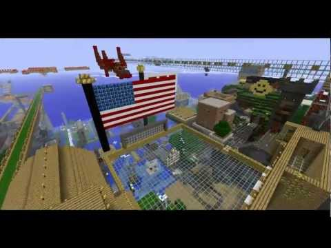 PC Gamer Minecraft US Server Video