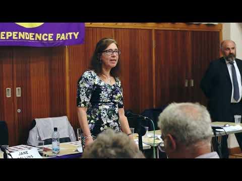 UKIP SE region leadership hustings 2017