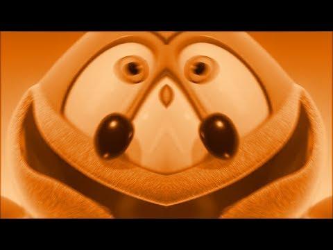 ORANGE & MIRROR & CHIPMUNK Gummibär REQUEST VIDOE Swahili HD Gummy Bear Song