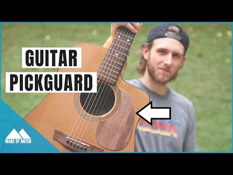 how-to-make-a-guitar-pickguard