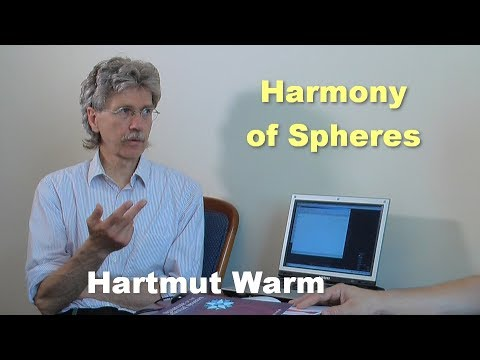 Harmony of Spheres - Hartmut Warm
