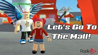 Leaving BLOXBURG To Shop In ROBLOXIAN LIFE | Roblox Roleplay