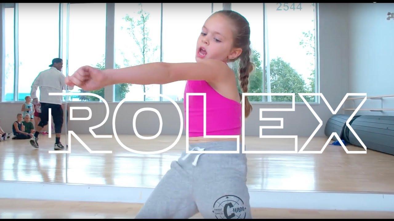 "Ayo & Teo - ""Rolex"" | Phil Wright Choreography | Ig: @phil_wright_ #1"