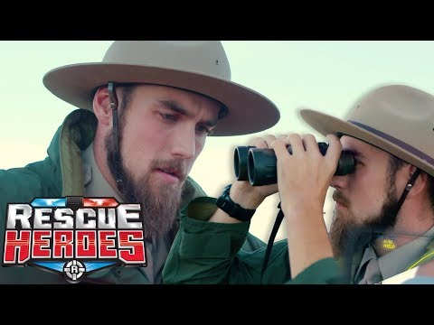 Park Ranger - Real Rescue Heroes | Rescue Heroes™ | Videos For Kids | Rangers | Fisher-Price