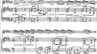Janacek - Sonata for Violin and Piano IV Adagio