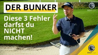 BUNKER - DIESE 3 FEHLER DARFST DU NICHT MACHEN