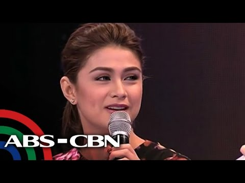 Carla Abellana grilled on 'The Buzz'