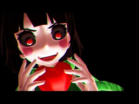 [MMD 💔 Undertale] - Stronger Than You ~ Chara