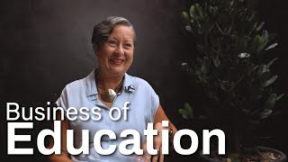 EP. 4   Business of Education: Dr CJ Meadows